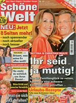 Schöne Welt - Artikel MIMI Zahnimplantate